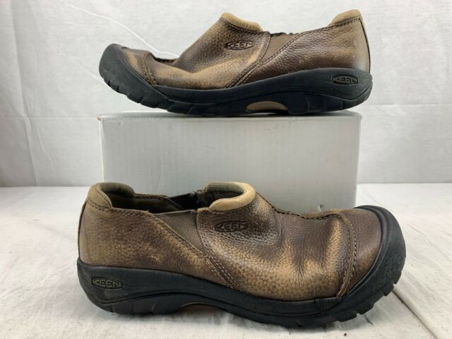 Austin Slip on Shoe Cascade Brown Size