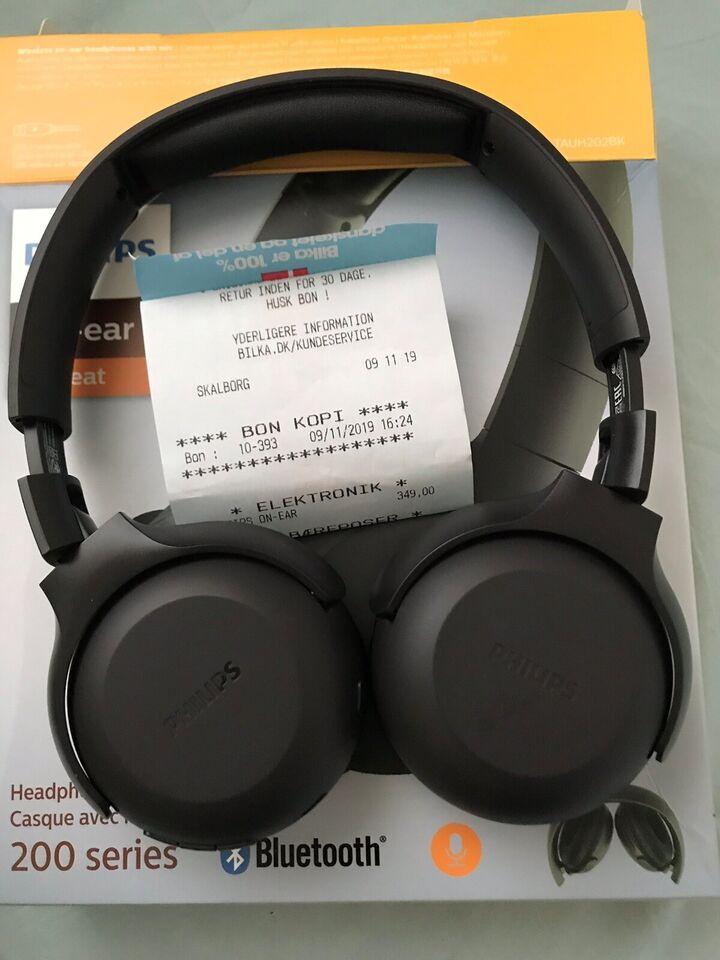 trådløse hovedtelefoner, Philips, Perfekt