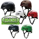 2016 FOX TRANSITION HARD SHELL MTB BIKE HELMET ALL COLOURS & SIZES
