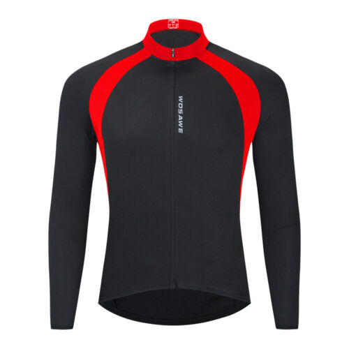 Cycling Jackets Trouser with padded Mens MTB Bike Long Sleeve Coat /& Tight Pants