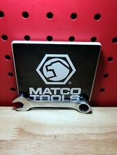 Matco Rcs12m2 12mm Metric 12 Point Stubby Combination Wrench Usa