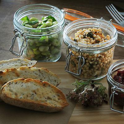 Kilner Round Clip Top Jar 0.5 Litre Capacity