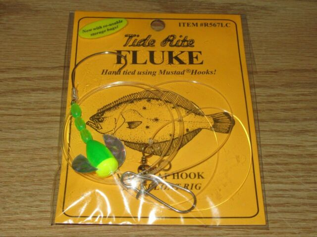 12 BLACKFISH TAUTOG FISHING RIGS TIDE RITE R452 OCTOPUS POOL WINNER 1 HOOK RIG