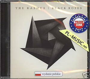 THE-RASMUS-BLACK-ROSES-polish-edition-CD-sealed