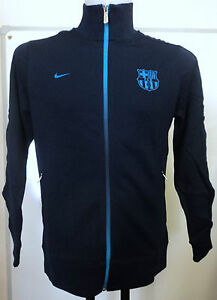 BARCELONA-BOYS-2012-13-NAVY-N98-JACKET-BY-NIKE-SIZE-XL-BOYS-BRAND-NEW
