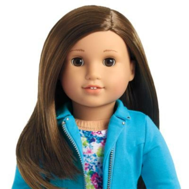 American Girl Truly Me Doll No 68 - New Style - New in Box - Free DHL Express
