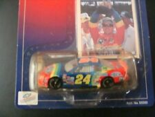 JEFF GORDON - DUPONT CHEVY CAR and CARD ! WC'98 1:64 SCALE CAR -MILLION $ WINNER