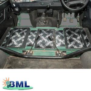 Land-Rover-Defender-90-110-sonido-amortiguacion-del-Asiento-Caja-Dynamat-parte-DA8095