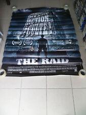 AFFICHE THE RAID 4x6 Vinyl Movie Poster Original 2012