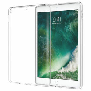 Clear-Soft-Silicone-TPU-Gel-Case-Back-Cover-iPad-Air-1-2-9-7-034-2017-18-amp-10-2-034