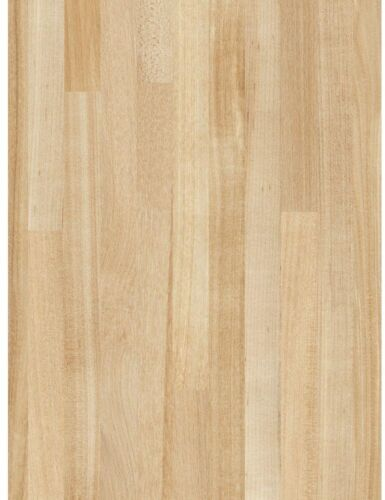 48 x 96 in. Laminate Sheet Maple Wood Look Countertop Kitchen Bathroom Surface
