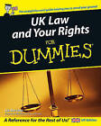 UK Law and Your Rights For Dummies by Liz Barclay (Paperback)