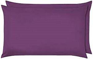 Purple Pillowcase Pair | Home | George