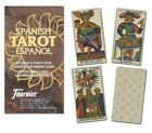Spanish Tarot Deck 9780738749914 by Lo Scarabeo Cards