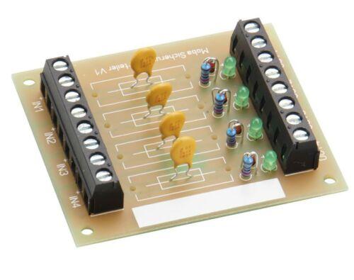 Maquettes de sauvegarde de distribution pour 4 circuits dm427 > Nouveau/Neuf dans sa boîte