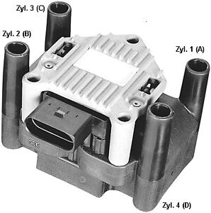 Ignition Coil Transformer VW Polo 1.2 Tsi 1.4 16V 1.4 1.0 ...