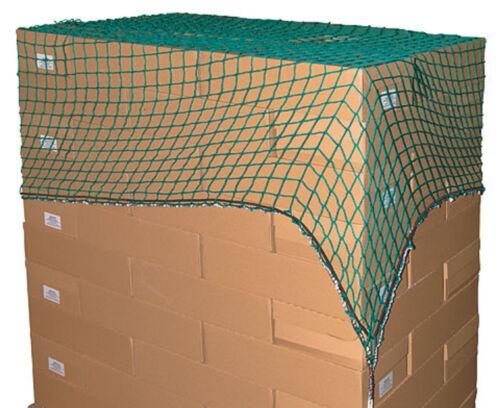 Ladungssicherungsnetz 6,5 m x 2,5 m, 45 mm Maschen, 3,0 mm Stärke- Abdecknetz Ne