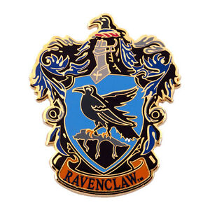 Image Is Loading Wizarding World Of Harry Potter Ravenclaw House Crest