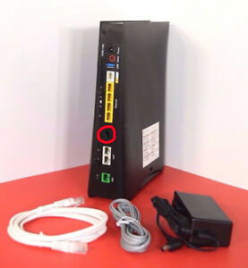 CenturyLink-C2100T-DSL-Fiber-WiFi-Modem-Router-802-11-2-4-5-Cable-Pin-Missing