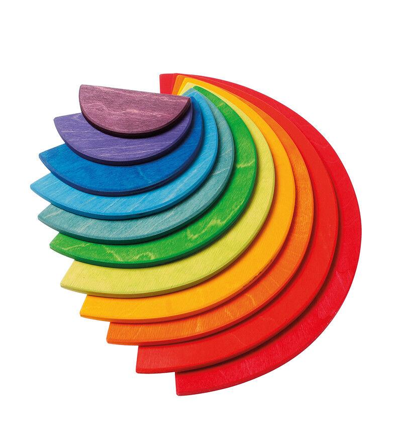 Gran arco iris medias tartas Grimm's  nuevo