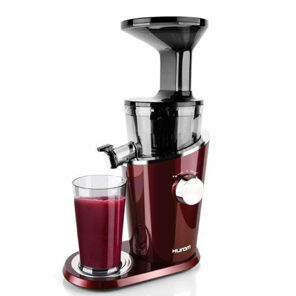 Nouveau HUROM Diva H-100 slow juicer Fresh Extracteur Presse - 220 V 60 Hz (vin)
