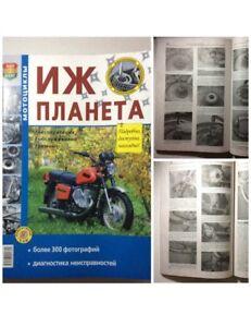 IZH-PLANETA-Betriebsanleitung-Reparatur-Buch-book-operating-manual