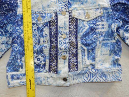 189 Mysterious Jean Størrelse Ny Blazer 0 Jacket Chico's Kvinder Wh57 Artisan ZqSwF8PP