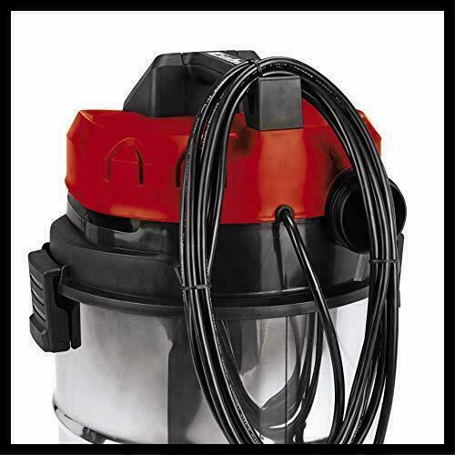 Einhell Wet and dry vacuum cleaner 40L TE-VC 2340 SA 2250W 230 mbar Tank I ... 4006825605372