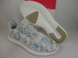 Details about Adidas Tubular Shadow, Camouflage White Grey Vintage White, BB8817, Size 11