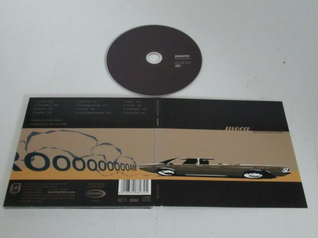 Moca - Wrooooooooam  /  4018382882325 CD ALBUM DIGIPAK