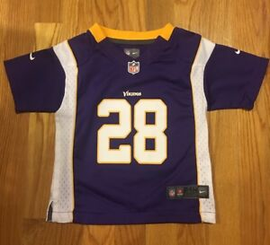 Nike NFL Minnesota Vikings Adrian Peterson #28 Football Jersey  free shipping