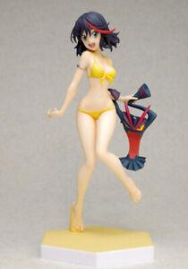 Japan Kill La Kill Wave Beach Queens Ryuko Matoi Swimsuit 1/10 Scale Figure F/S