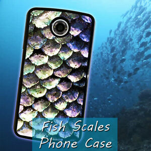 Fish-Scales-Ocean-Sea-for-Google-Nexus-4-5-6-7-Phone-Case
