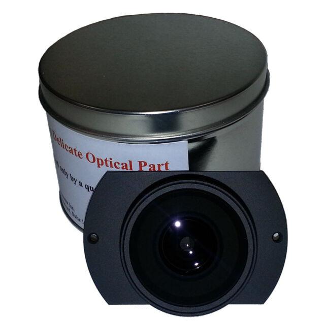 Pangolin DiscoScan Linse V2 für alle Showlaser, 360 Grad Weitwinkellinse Effekt