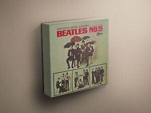 The-Beatles-034-No-5-034-Cover-Art-Canvas-Art-Print-002294