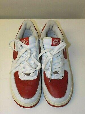2003 Nike Air Force 1 Low WHITE VARSITY