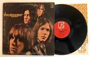 The-Stooges-Self-Titled-1969-US-Press-EKS-74051-EX-Ultrasonic-Clean