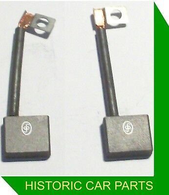 DYNAMO BRUSHES for SINGER Gazelle Series I-III 1957-59 replace Lucas 227305