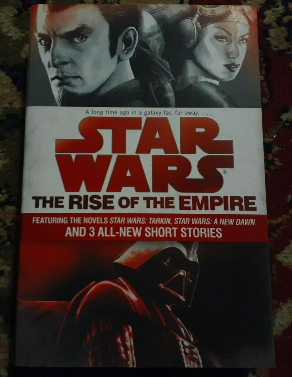 Star Wars Ser The Rise Of The Empire Star Wars By James Luceno And John Jackson Miller 2015 Trade Paperback Combined Volume For Sale Online Ebay