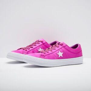 converse one star rosa