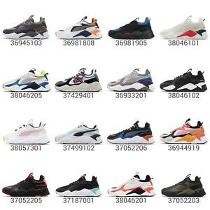 Details about Puma RS-X Running System Men Unisex Lifestyle Shoes Sportswear Sneakers Pick 1