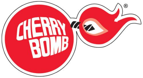 CHERRY BOMB RACING Vintage Vinyl Decal Sticker ** 5 Sizes **
