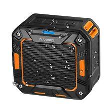 Waterproof Bluetooth Speakers With Bike Mount - Portable Wireless Sport or