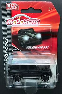 Majorette-Premium-Cars-Mercedes-AMG-G63-1-64-Black-Diecast-Car