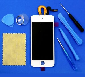 iPod-Touch-6th-Gen-LCD-Screen-Replacement-Digitizer-Glass-Assembly-White-tools