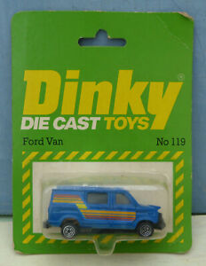 Dinky-Toys-under-Airfix-ownership-No-119-Ford-Van-Mint-Original-packaging