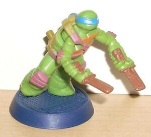 2012 Mcdonalds Happy Meal Teenage Mutant Ninja Turtles Leonardo