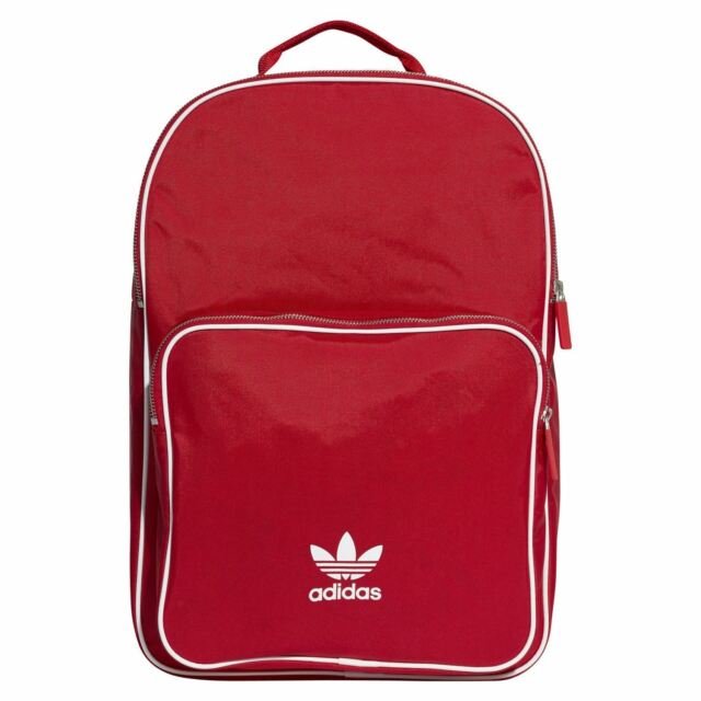 ffa44312ed4f adidas Originals Backpack Adicolor in Red CW0636 out for sale online ...