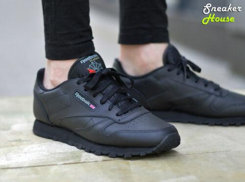 Reebok Classic Leather 50149 Junior//Women/'s Sneakers