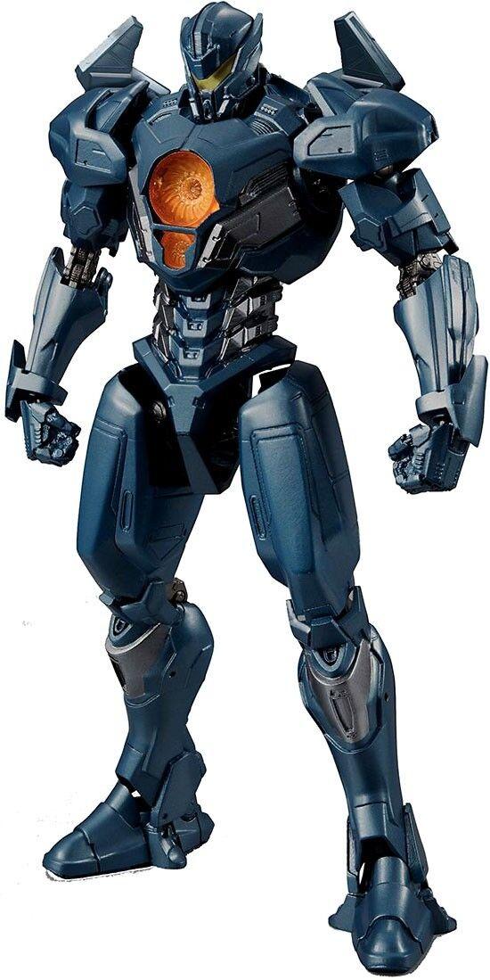 Tamashii pacific rim  aufstand der roboter geister gipsy rächer action - figur